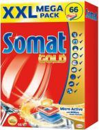 Таблетки для ПММ Somat Gold 66 шт. 1368 кг