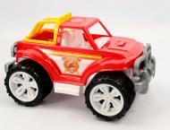 Внедорожник ТехноК Пожарная машина 3541 Красный (2-3541-41638)