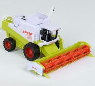 Инерционный Комбайн Small Toys 8489-8589 Зеленый с белым (2-30917)