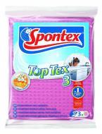 Серветки універсальні SPONTEX Top Tex 15,5x18,5 см 3 шт./уп.