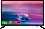 Телевізор Bravis LED-22E6000 + T2 black