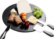 Доска сервировочная Chefline сланцевая 30 см Flamberg