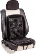 Накидка на сидіння Vitol з масажем чорна MF 825-1BK