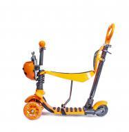Самокат детский Scooter Божья коровка 5 in 1 Orange (1369165761)