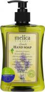 Рідке мило Melica Organic органічне Лаванда 500 мл