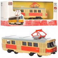 Модель Городской трамвай PLAY SMART (6411)