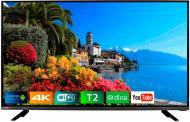 Телевізор Bravis UHD-40E6000 Smart + T2 black