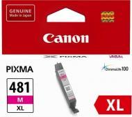 Картридж Canon CLI-481M XL Magenta 2045C001 magenta