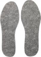 Устілки для взуття фольговані 36-37 сірий