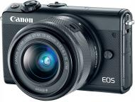 Фотокамера Canon EOS M100 + 15-45 IS STM 2209C048 black