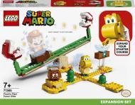 Конструктор LEGO Super Mario Дрифт-заїзд із рослиною-піраньєю. Додатковий рівень 71365
