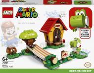 Конструктор LEGO Super Mario Будинок Маріо і Йоші. Додатковий рівень 71367