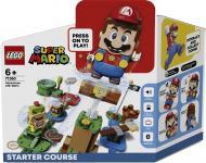 Конструктор LEGO Super Mario Пригоди з Маріо. Стартовий набір 71360