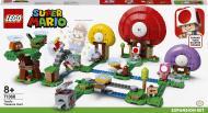Конструктор LEGO Super Mario Пошук скарбів із Тоадом. Додатковий рівень 71368