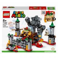 Конструктор LEGO Super Mario Битва з босом у замку Боузера. Додатковий рівень 71369