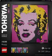 Конструктор LEGO Art Мерилін Монро Енді Воргола 31197