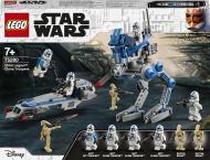 Конструктор LEGO Star Wars Клони-піхотинці з набору 501st Legion 75280