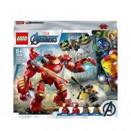 Конструктор LEGO Super Heroes Marvel Халкбастер Залізної Людини проти Агента A.I.M. 76164