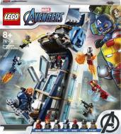 Конструктор LEGO Super Heroes Бій у вежі Месників 76166