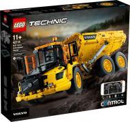 Конструктор LEGO Technic Шарнірний самоскид Volvo A25F 6х6 42114