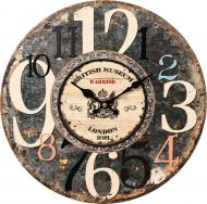 Годинник настінний Loft 33,8 см