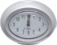Годинник настільний FUDA F0129A S срібний