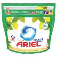Капсули для машинного прання Ariel Все-в-1 Олія Ши 35 шт.