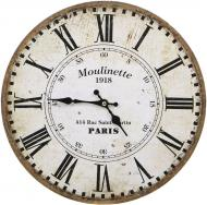Годинник настінний Moulimette 34 см 17SC002 Ningbo Royal Union