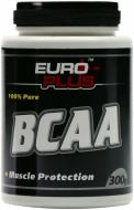 Амінокислота EURO-PLUS BCAA 300 г