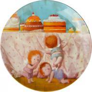Тарілка десертна Солодке життя Lefard 20 см 924-203 Gapchinska