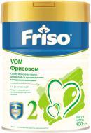 Суха молочна суміш Friso Фрисовом 2 с пребіотиками 400 г 8716200716567