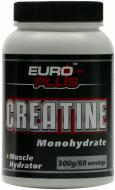 Креатин EURO-PLUS Creatine Monogidrate 300 г