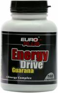 Енергетик Euro-Plus Energy Drive Guarana 160 капс. гуарана