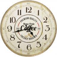 Годинник настінний Coffee 34 см 17SC012 Ningbo Royal Union
