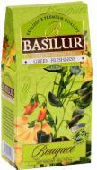 Чай зелений Basilur Букет Зелена свіжість 100 г