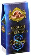 Чай чорний Basilur Обрана класика Англійський полуденок 100 г
