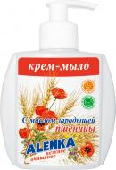 Мыло жидкое Alenka с экстрактом пшеницы 200 г