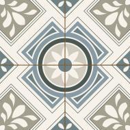 Плитка PERONDA Borneo Grey 45x45