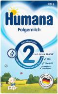 Суха молочна суміш Humana із пребіотиками 2 300 г 4031244782175