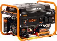 Генератор бензиновий Daewoo GDA 3800E