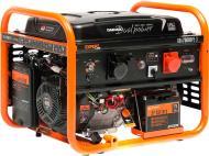 Генератор бензиновий Daewoo GDA 7500DPE-3