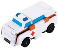 Іграшка-трансформер Transracers 2-в-1 Швидка допомога & Позашляховик YW463875-06