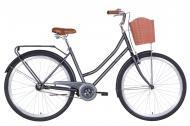 """Велосипед 28"""" Dorozhnik TOPAZ чорний OPS-D-28-235"""