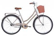 "Велосипед 28"" Dorozhnik TOPAZ коричневий OPS-D-28-236"