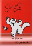 Щоденник шкільний Кіт та метелик Simon's Cat