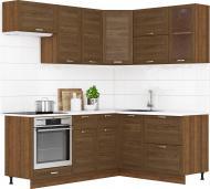 Кухня модульна Родос МДФ 2 мx1,6 м