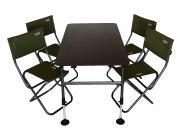Комплект мебели Novator складной SET-1 (120х65)