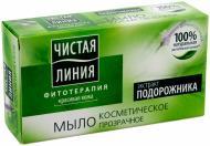 Мыло Чистая Линия Фитотерапия с экстрактом подорожника 80 г