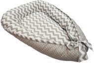 Подушка для годування Kidigo Зигзаги-горошок KN-3