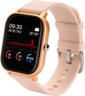 Смарт-часы Globex Smart Watch gold (Me Gold Rose)
